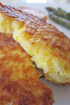 Petites galettes de riz-Kiri :D Un plat savoureux pour toute la famille !