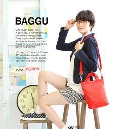 BAGGU♡カリフォルニア発、人気のバッグブランド「バグー」日本限定モデルも の画像 いいもんはいいんだ