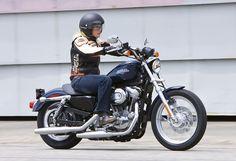 Harley-Davidson Sportster XL883L | Visordown
