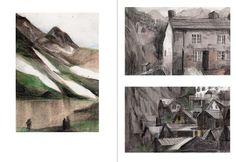 Anastasia Kuvshinova (@yellowtentcrafts) • Фото и видео в Instagram Rinko Kawauchi, Colored Pencils, Illustrators, Ph, Instagram Posts, Painting, Asian, Colour, Paper
