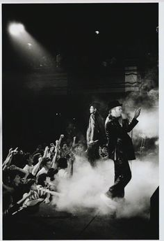 Run-DMC  [Special Preview: Rock & Roll's Most Memorable Photos - My Modern Metropolis]