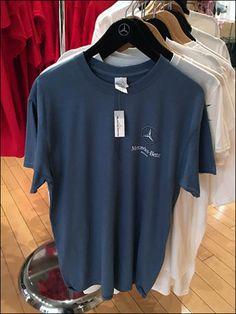 Mercedes Benz Manhattan Spiral T-Shirt Rack 2