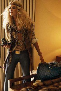 vestir de una forma más atrevida, más salvaje by Soph_<3 | #bohemian #boho #hippie #gypsy