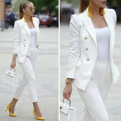 For Women club outfits – Wardrobe Land All White Party Outfits, Classy Outfits, Stylish Outfits, Fall Outfits, Suit Fashion, Daily Fashion, Fashion Outfits, Womens Fashion, Style Fashion