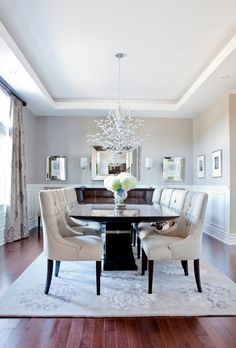 Transitional Dining Room Designs That Will Fit In Your Home