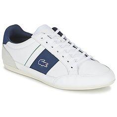 fantastische Lacoste chaymon 216 1 heren sneakers (Wit)