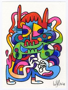 December 2015 works | Jon Burgerman Zen Doodle, Doodle Art, Doodle Designs, Doodle Ideas, Student Work, Art Lessons, It Works, December, Illustration Art