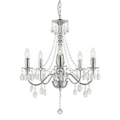 You'll love the William 5 Light Candle Chandelier at Wayfair.co.uk - Great Deals on all Lighting products with Free Shipping on most stuff, even the big stuff.