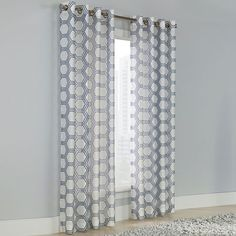 FREE SHIPPING AVAILABLE! Buy Grommet-Top Sheer Curtain Panel at JCPenney.com today and enjoy great savings. Available Online Only!