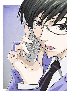 Ouran High School Host Club Favorite Character :3  Kyoya Ootori
