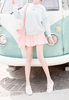 Image result for pastel pink clothes