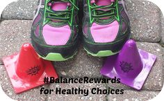 Make Healthy Choices Daily to Reach Your Health Goals and earn with #BalanceRewards from Walgreens #Cbias #Shop