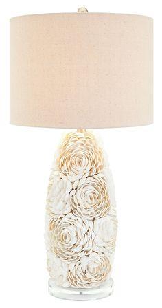 Abony Shell Table Lamp