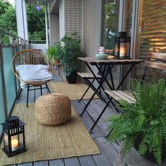 small apartment decorating 825495806686271693 - 80 Small Apartment Balcony Decorating Ideas – Small patio decorating ideas – Source by Decor, Outdoor Decor, Apartment Garden, Small Apartment Decorating, Interior, Small Patio Furniture, Patio Decor, Home Decor, Apartment Patio Decor