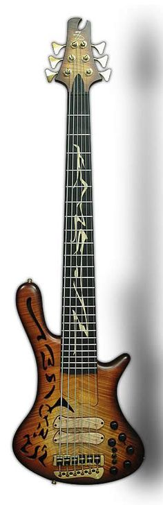 Jerzy Drozd Basses | Sequel - Semi hollow body, 3 piece ash/aple bolt-on neck, 3 band active preamp, available in 24 fret version only.