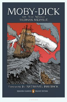Booktopia has Moby-Dick Or, The Whale , Penguin Classics Deluxe Edition by Herman Melville. Buy a discounted Paperback of Moby-Dick Or, The Whale online from Australia's leading online bookstore. Books To Read Before You Die, Books Everyone Should Read, Penguin Books, Moby Dick, Good Books, My Books, Free Books, Famous Books, Penguin Classics