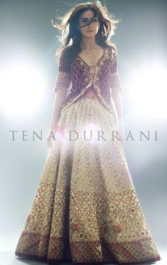 Tena Durrani Beautiful Bridal Dresses 2016 For Women - Fashion Hacks Pakistani Bridal Dresses, Indian Bridal Wear, Pakistani Outfits, Bridal Lehenga, Indian Dresses, Indian Outfits, Indian Saris, Indian Wear, Beautiful Bridal Dresses