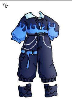Manga Clothes, Drawing Anime Clothes, Character Costumes, Character Outfits, Cute Eyes Drawing, Clothing Sketches, Cute Kawaii Drawings, Fashion Design Drawings, Hai