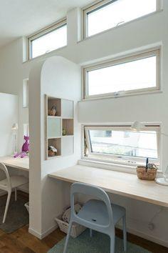カウンター Work Desk, Loft, House, Furniture, Home Decor, Preppy Desk, Decoration Home, Home, Room Decor