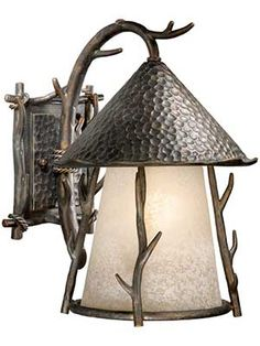 "Woodland 11"" Outdoor Wall Sconce 