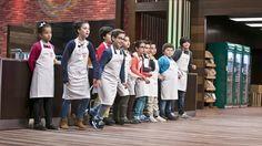 Mais uma semana, mais desafios para os mini-chefs! #MCJunior #Supermercado