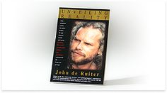 Unveiling Reality - John de Ruiter - a must-read!