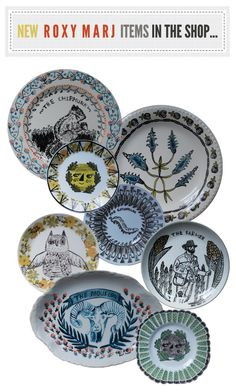 Will be adding new plate designs soon [11/29/2012]  romawinkel.blogspot.com