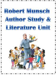 Robert Munsch Literacy Unit