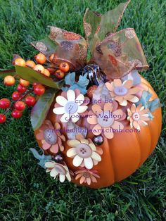 2014 Pumpkin kit #CTMH #createwithheart
