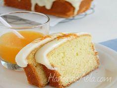 Portakallı Baton Kek