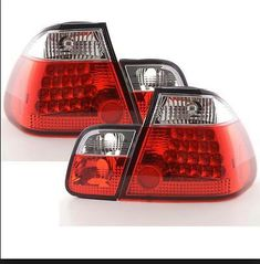 BMW 3 Series E46 4 /& 5 Door Saloon 1998-2001 Outer Rear Lamps 1 Pair O//S /& N//S