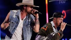 Country duo Florida Georgia Line just took their Atlanta, Georgia concert-goers to church with an awe-inspiring stage stunt they've never pulled before. Country Singers, Country Music, Florida Georgia Line Concert, Tyler Hubbard, Brian Kelley, Justin Moore, Jake Owen, Chris Tomlin, Young Americans