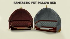 PETS BED PACK 1 by Thiago Mitchell at Coupure Electrique