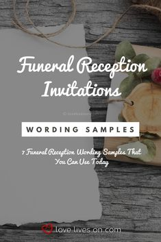 39 best funeral reception invitations moms memorial pinterest 39 best funeral reception invitations stopboris Image collections