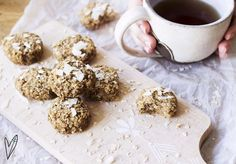 Banana Oatmeal Cookies | The Green Happiness