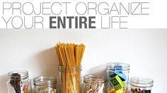 How I organized my entire life