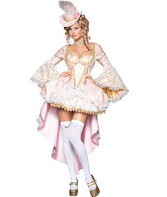 Elite Vixen of Versailles Womens Costume | MARIE ANTOINETTE