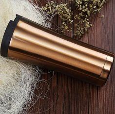 High Quality 500ml Double Wall Stainless Steel Coffee Mug Thermos Cup Coffee Tea Mug Milk Water Bottle Thermocup Thermomug