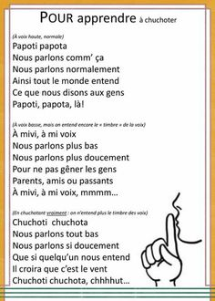 To Learn French Kids Printer Crafts Website French Teacher, French Class, French Lessons, French Kids, French Teaching Resources, Teaching French, Behaviour Management, Classroom Management, French Poems