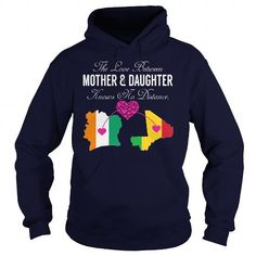 THE LOVE BETWEEN MOTHER AND DAUGHTER - IVORY COAST MALI T-SHIRTS, HOODIES, SWEATSHIRT (39.99$ ==► Shopping Now)