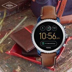 FOSSIL MENS SPORT Q EXPLORIST SMARTWATCH FTW4004 AT THE PRIME WATCHES