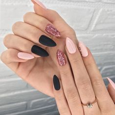 125 trending light nails color for fall winter -page 28 > Homemytri.Com 125 trending light nails col Light Colored Nails, Light Nails, Pink Manicure, Pink Nails, Periwinkle Nails, Cute Acrylic Nails, Matte Nails, Acrylic Nails Almond Matte, Fall Almond Nails