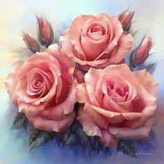 Rosas para ti...