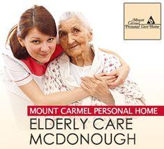 Elderly Care Mcdonough