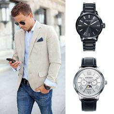 Reloj para hombre de Mark Maddox. Disponemos de diferentes modeles para tu mejor look.