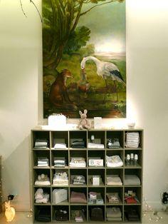 cigogne Bonpoint décoration d'intérieur MyHomeDesign