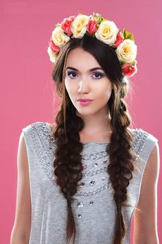 Crown style new brides hair fashion stylish collection 2016-17 (7)