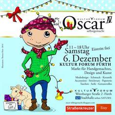 Bald ist es so weit....  #Accssoirs ist heuer auch beim #Oscar #Markt in #Fürth dabei.   #Nürnberg #Schmuck #Handgemacht #weihnachten #Nikolaus