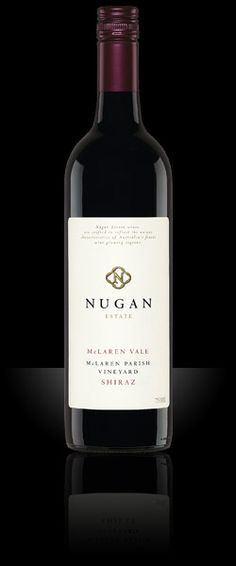 Nugan Estate McLaren Vale Shiraz - Australia 2010