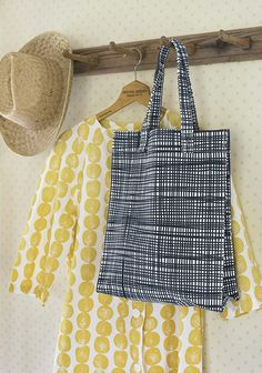 Lotta's Got a Brand New Bag! : Lotta Jansdotter